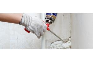 Using drywall foams