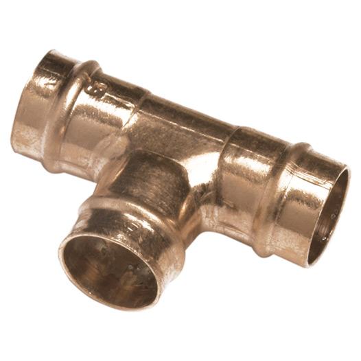 Solder-ring fittings